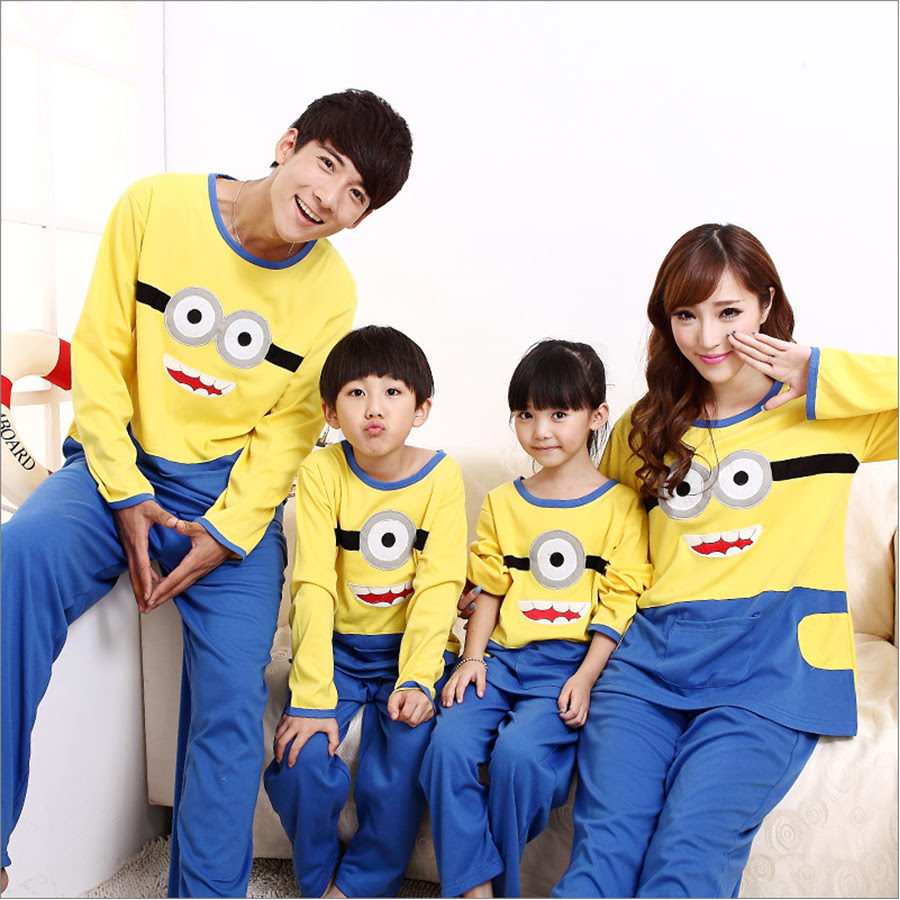2015 new family clothing family matching clothes matching