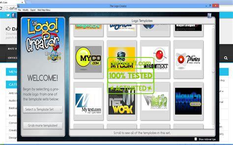 laughingbird software  logo creator content