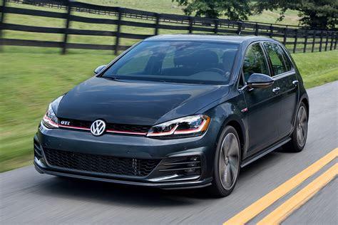volkswagen golf gti  car review autotrader