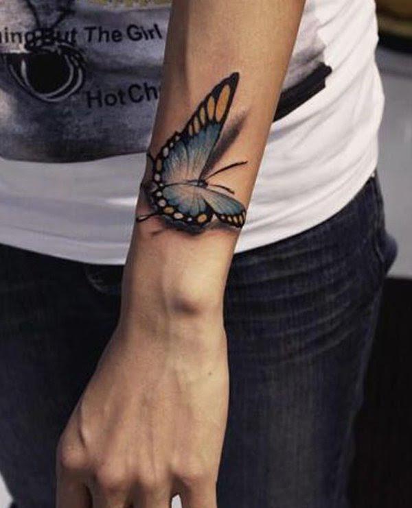 Convey A Message Through Wrist Tattoos