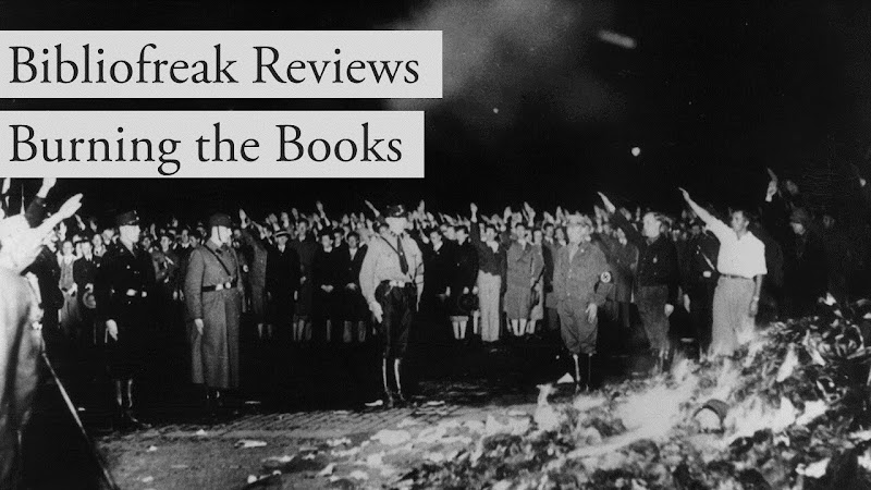 Review: Burning the Books: A History of Knowledge Under Attack by Richard Ovenden