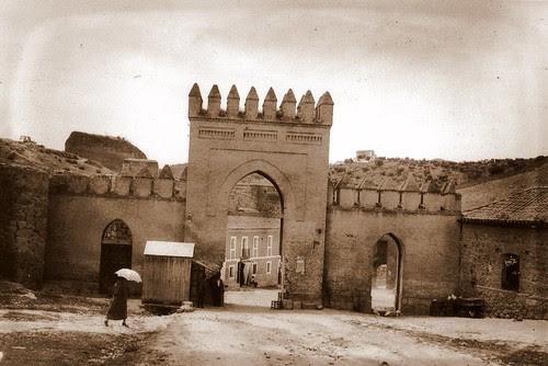 Puerta de San Martín (Toledo, España)