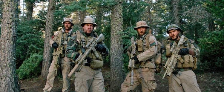 El único superviviente - fotograma de la película