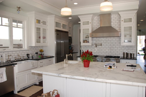 GARY M.LANE traditional kitchen