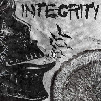 """(A389-129) INTEGRITY Suicide Black Snake 12"""" cover art"""