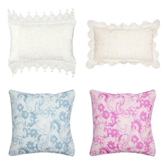 Essential Trend: Lace   L' Essenziale Home Designs