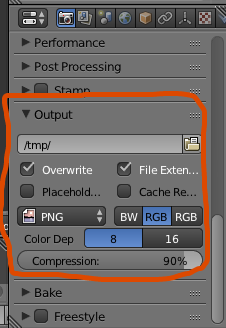 output-render-properties