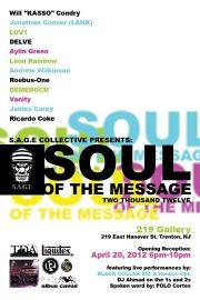 Soul of the Message 2012 by eL hue V