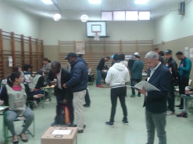 Danilo y el PLD con casi 60% de votosen Europa, según resultados no oficiales