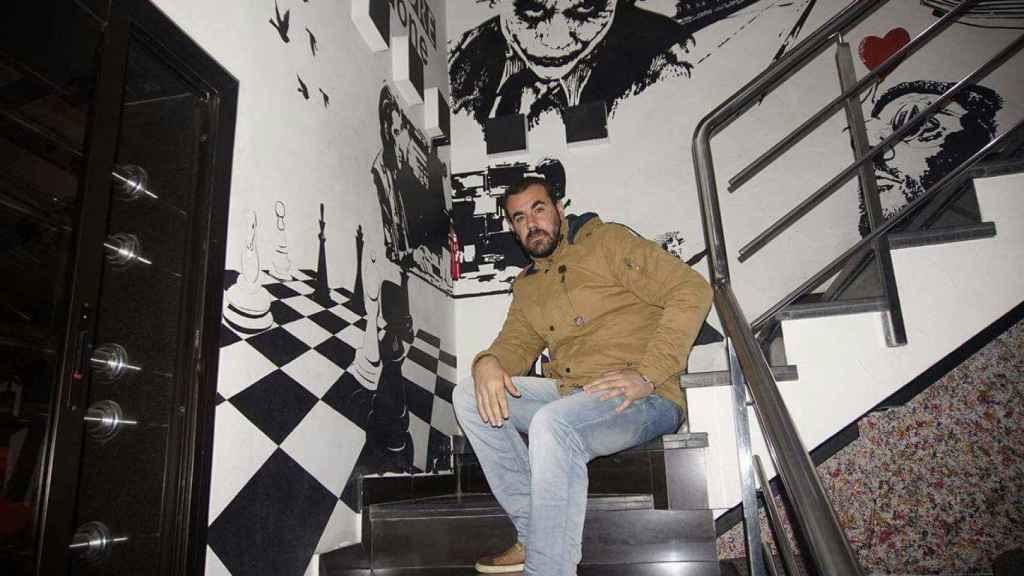 Nasser Zafzari, el activista que saca de quicio al rey de Marruecos.