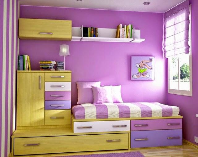 15 Dekorasi Kamar Anak Perempuan Sederhana Minimalis ...