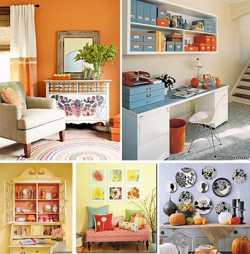 Orange Collage 4