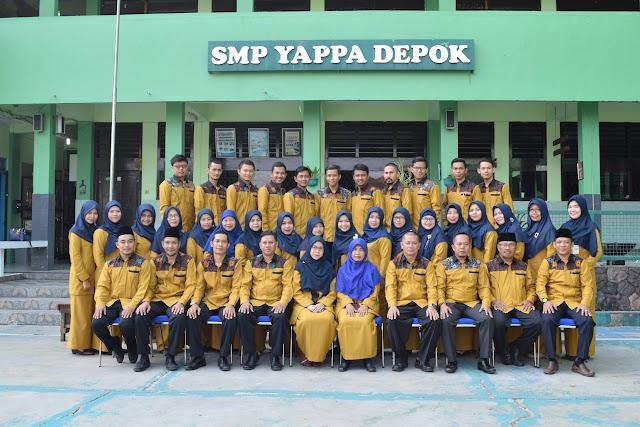 Dewan Guru SMP YAPPA Depok