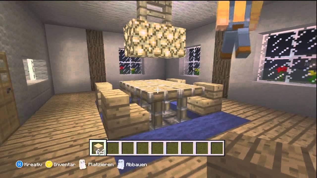 Minecraft Xbox 360 Edition : Schöner Wohnen   Esszimmer ...