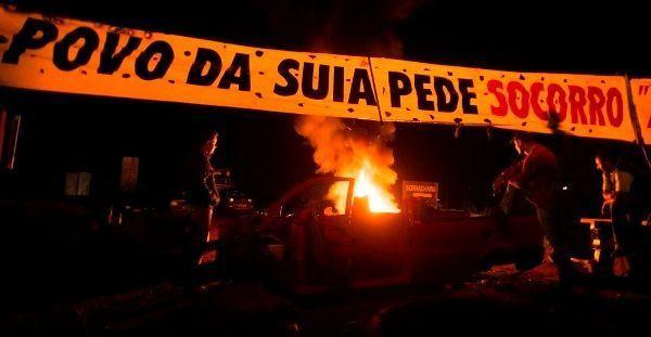 Risco de nova invasão em Marãiwatséde mobiliza Polícia Federal e PRF