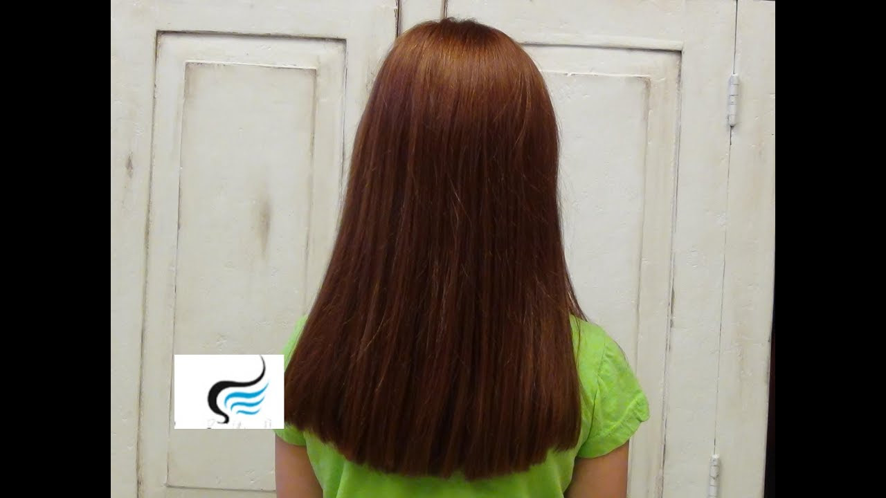 Long Straight Hairstyles Back View 2015 New Hair Style
