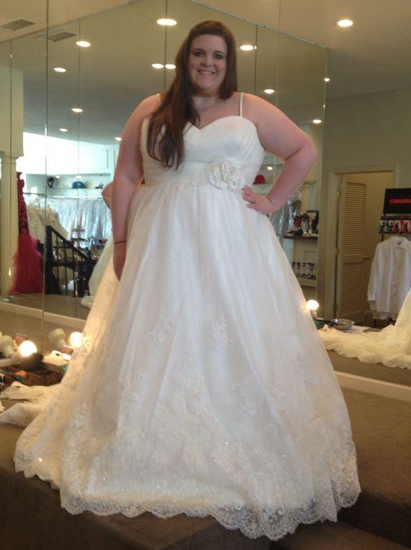 Wedding Dress Size 24