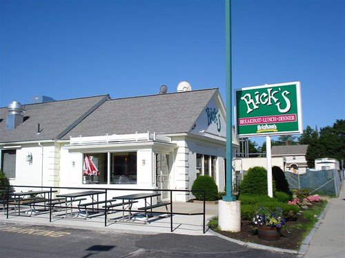 Franklin: Rick's Restaurant