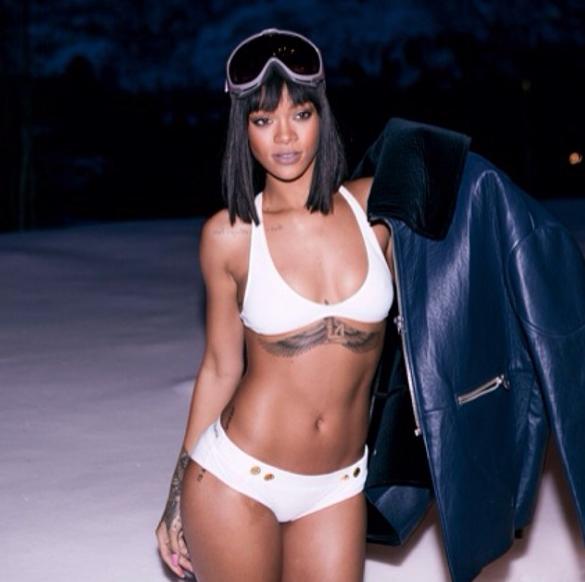 Rihanna-Instagram-Matthew-Zink-Bikini