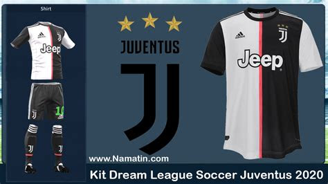 logo kit dream league soccer juventus