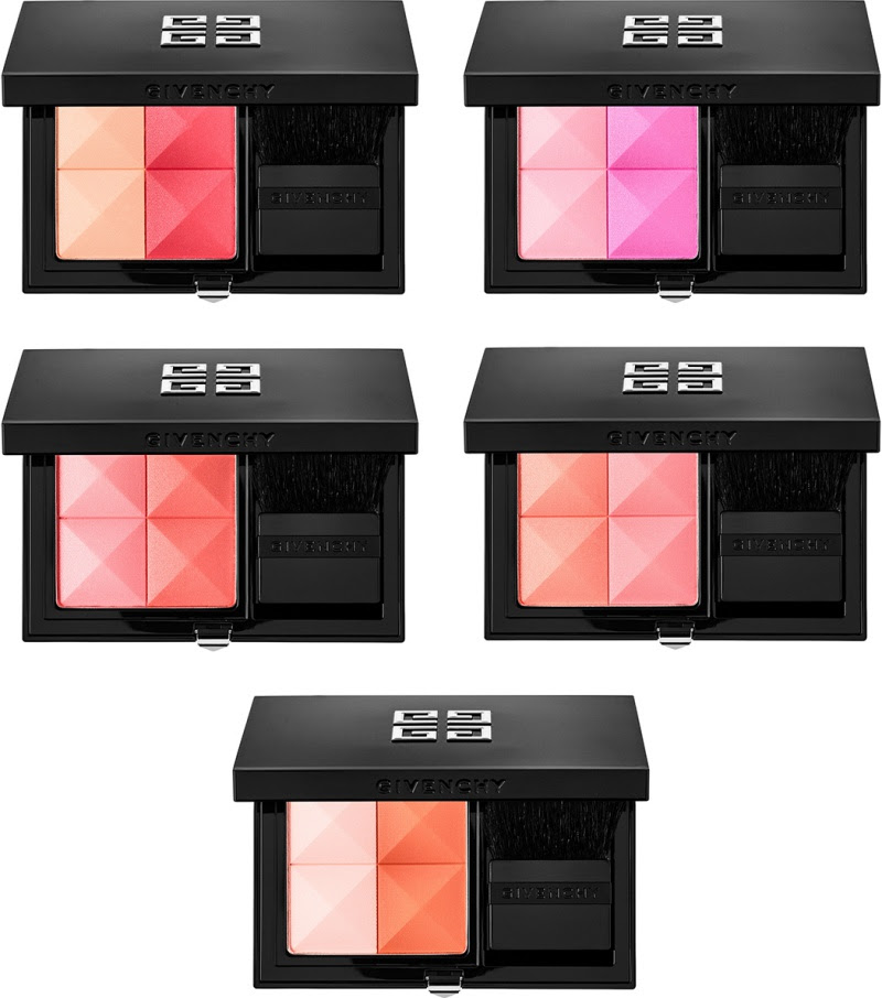 Givenchy Prisme Blush Highlight & Structure Powder Blush Duo