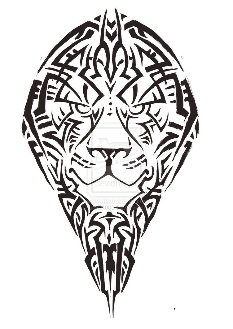 Lion With Crown Drawing At Getdrawingscom Free For Personal Use