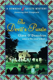 The Devil's Puzzle (Someday Quilts Series #4) by Clare O'Donohue: Book Cover
