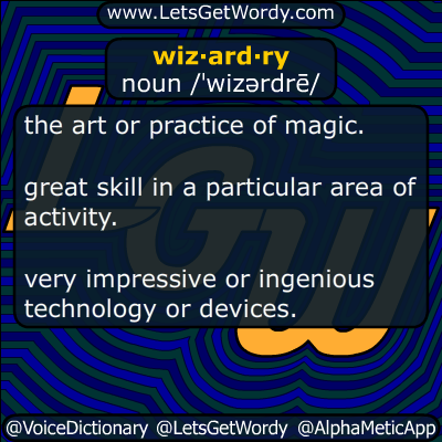 wizardry 06/29/2016 GFX Definition