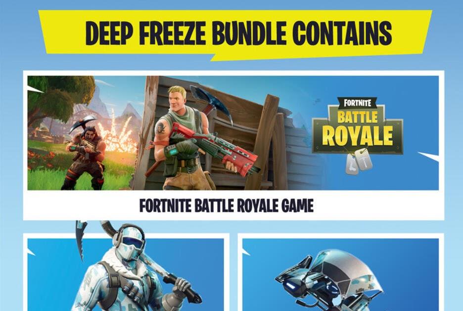 fortnite deep freeze bundle switch fortnite v bucks hack mongamegen com - comment dabber sur fortnite