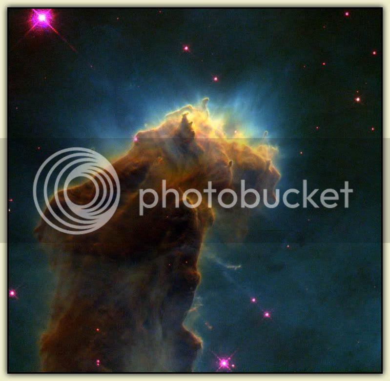 Star-Birth Clouds in M16