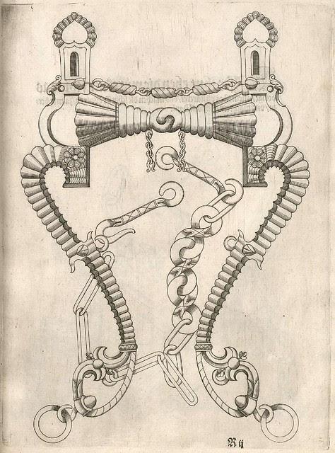 Pferdegebisse by Mang Seuter, 1614 (10)
