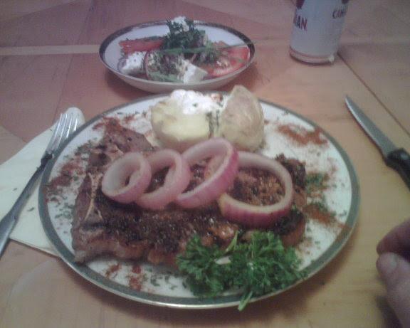 Easy And Quick Elegant Steak With Garlic Mushroom Sauce Recipe  Food.com