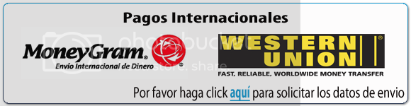 Moneygram y Wester Union