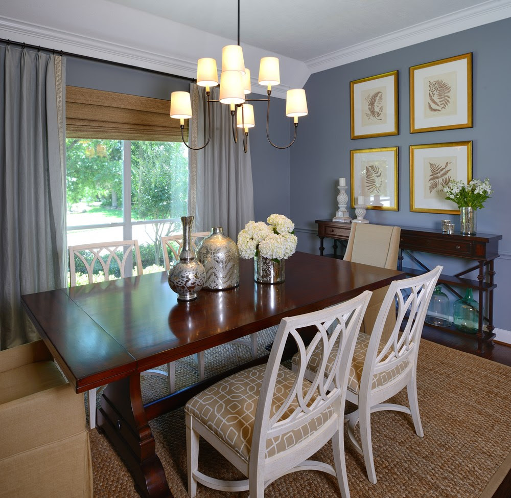 Before & After: A Dull, Drab Interior Is Made Bright ...