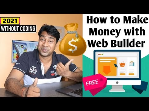 How to Earn money with a Online Web Builder tool or Landing page Creator in 2021- Step by Step Guide