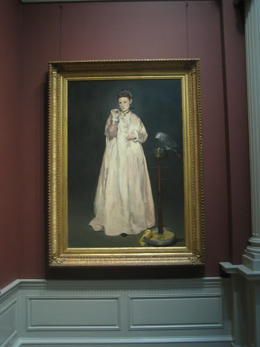 Young Lady in 1866, 1866, Édouard Manet _8406