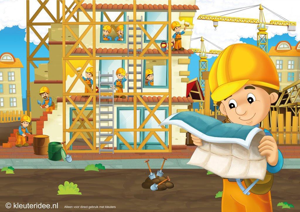Afbeeldingsresultaat voor huizen bouwen kleuters