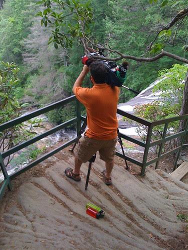 Flash on the Precipice