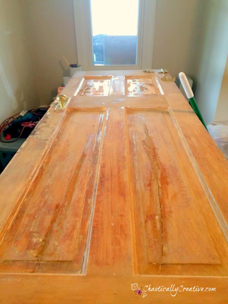Repairing Cracks In Wooden Door Panels Chaotically Creative