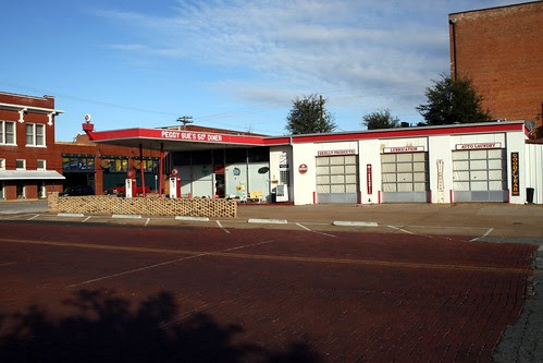skelly service station