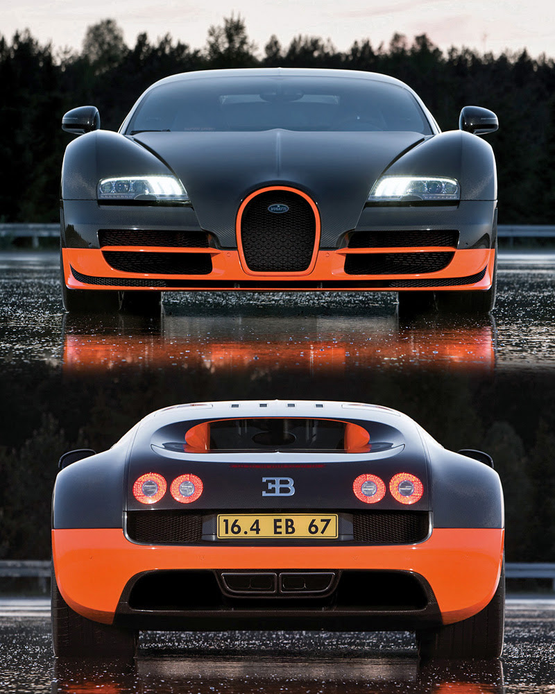 Bugatti Sports Car: Top 10 Fastest Car In The Word