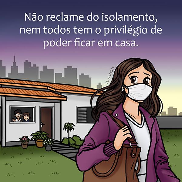 isolamento social, pandemia, distanciamento social, fiquem em casa, stay home, covid-19, covid, coronavirus, ilustração ila fox