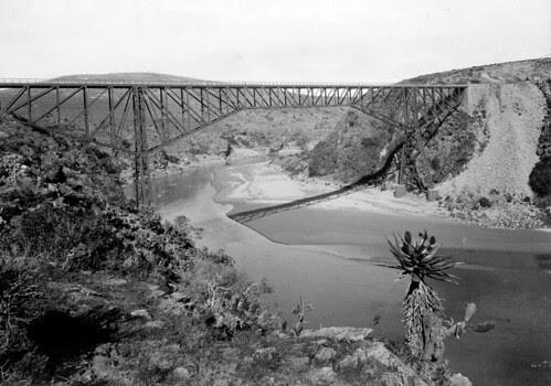 The Gouritz River Road Bridge