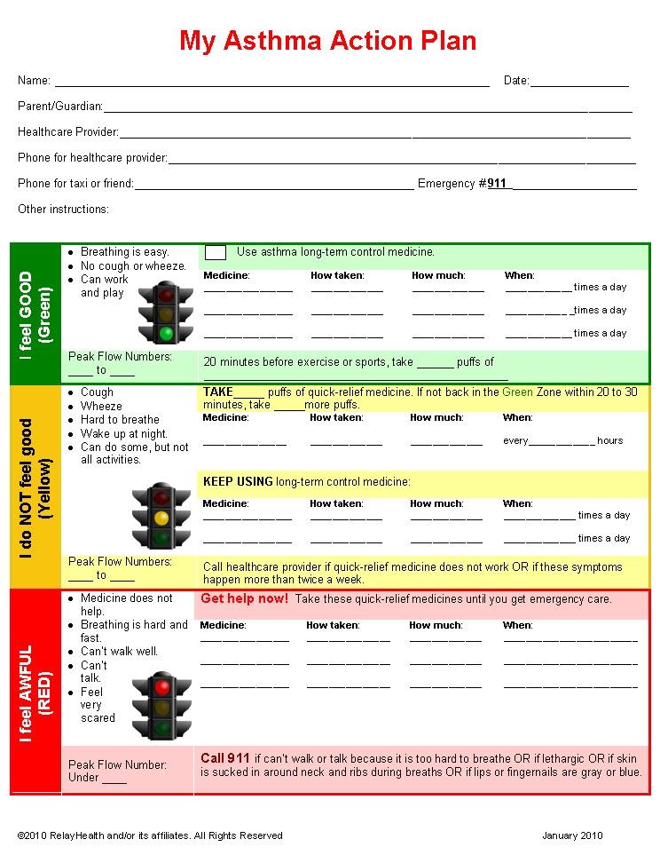 Pediatric Asthma Clinic — EBNHC