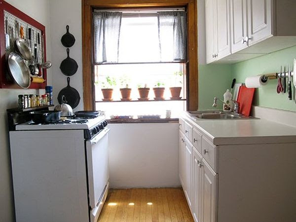 Design Tips and Ideas for Modern Small Kitchen - Home ...