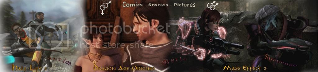 The Erotic of Dragon Age - Comics - Stories - Pictures - by Muzzow / Lynna B. (c) 2008 - 2017