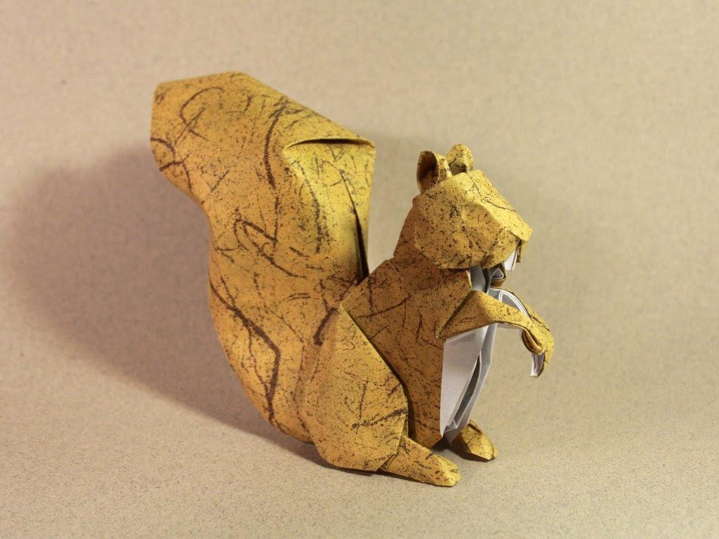 Os incríveis origamis de Nguyen Hung Cuong 09