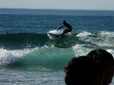 Sesión de surf del 03 de Mayo del 2008 - Sopelana