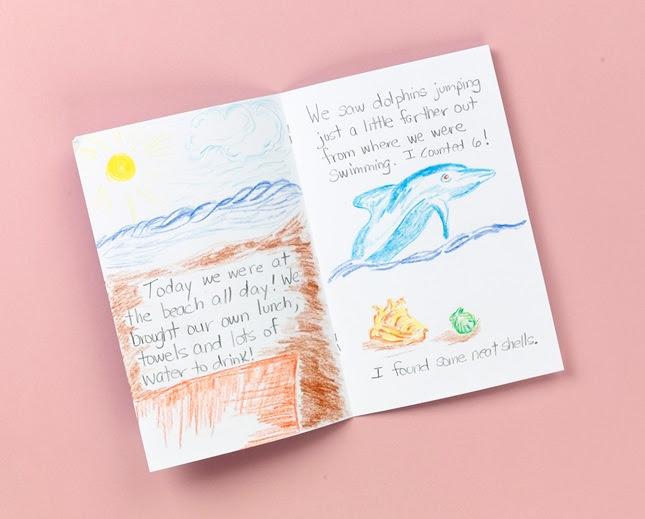 Download Magnificent Memories Sketch Book Craft | crayola.com