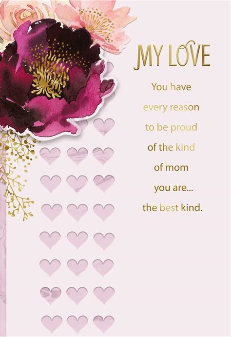 Best Mom and Best Wife Mother's Day Card   Greeting Cards